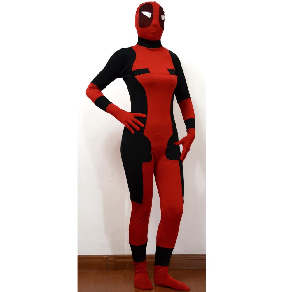 Deadpool costume - deals on 1001 Blocks
