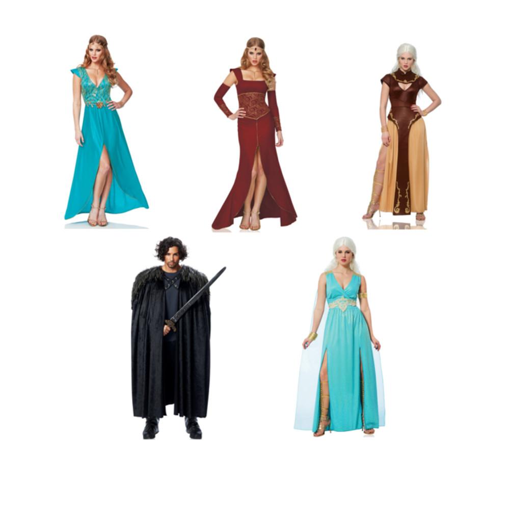 Game Of Thrones (Choose Your Costume) Daenerys Jon Snow ...  Game Of Thrones...