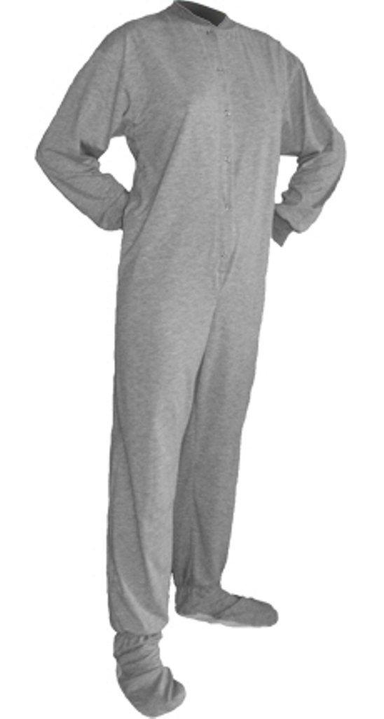 Big Feet Pajamas Navy Blue Micro Polar Fleece Adult Mens Footed Pajamas w/ Drop Seat Sleeper. Sold by Big Feet Pajama Co. $ $ Big Feet Pajamas Grey & White Plaid Flannel Mens Adult Footed Pajamas Drop Seat Footed Sleeper. Sold by Big Feet Pajama Co. Displaying of 15 Items.