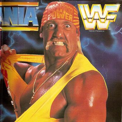 Python Power Hulk Hogan Bandana On Popscreen