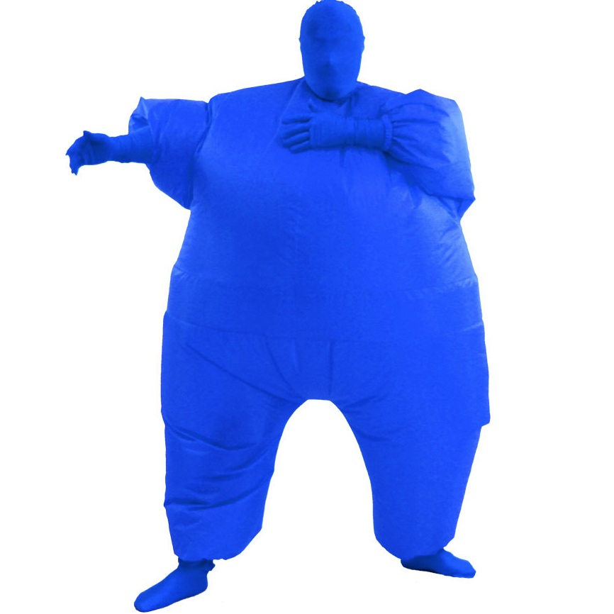 Inflatable Fat Suits 55