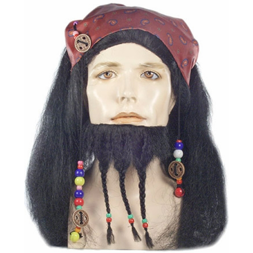 Captain Jack Sparrow Wig 62