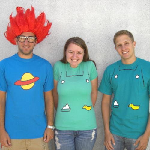 Phil DeVille T-Shirt Costume Rugrats New | eBay