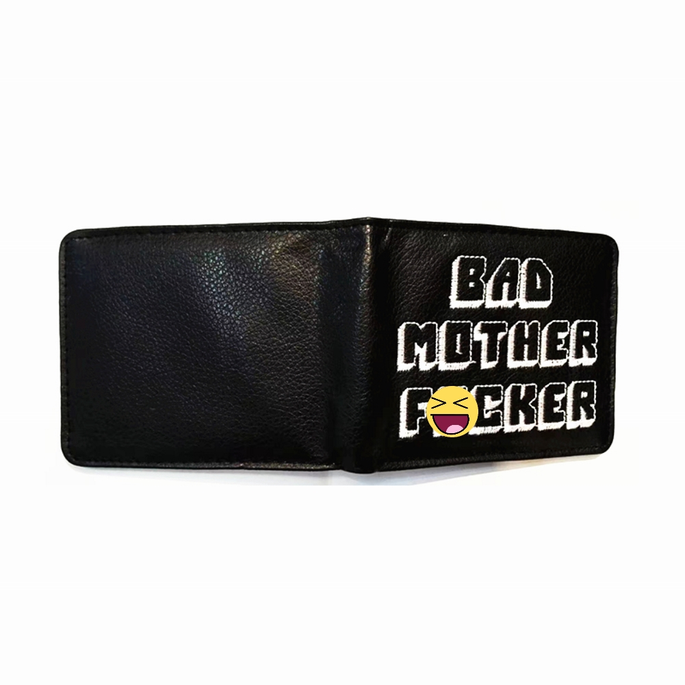 Awesome Wallets (Choose Your Style) Bad Mother Mega Man ...