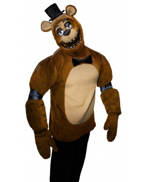 Freddy Adult Costume Five Nights At Freddy's