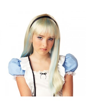 Alice Children's Wig