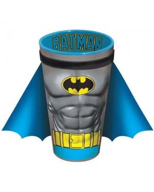 Batman Chest Pint Glass With Cape