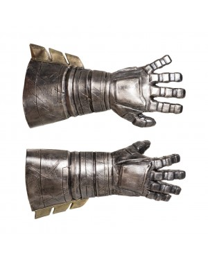 Adult Batman Armored Gauntlets Deluxe Gloves