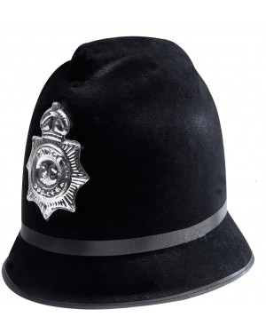 English Black Bobby Hat