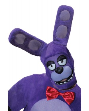 Five Nights At Freddy's Bonnie 3/4 Mask Adult
