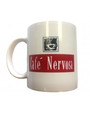 Cafe Nervosa Coffee Mug