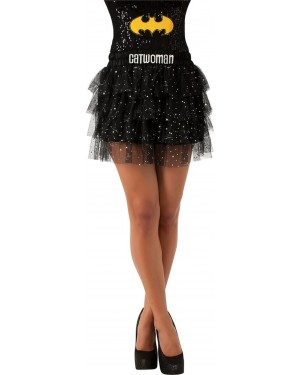 Catwoman Skirt with Sequins
