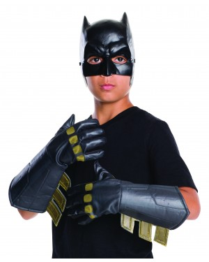 Child Batman Gauntlets Gloves