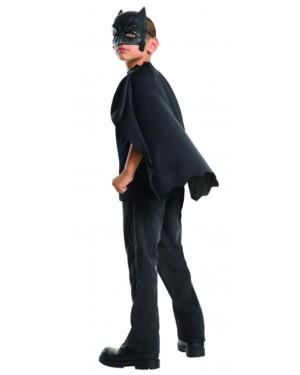 Child Batman Cape with Mask
