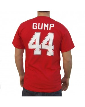 Gump #44 Alabama Jersey T-Shirt