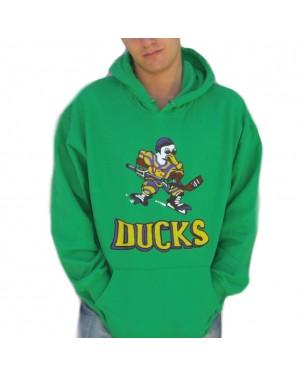 Ducks Logo Hoodie