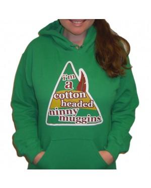 I'm A Cotton Headed Ninny Muggins Hoodie