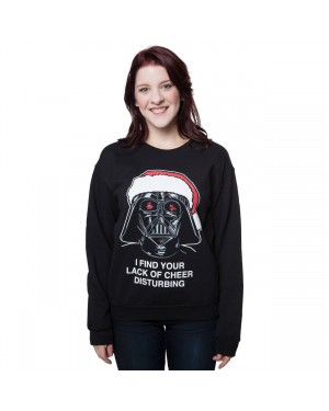 Darth Vader Santa Star Wars Sweatshirt