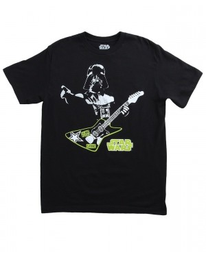 Darth Vader Guitar Star Wars T-Shirt