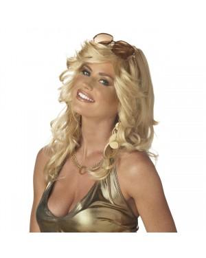 Discorama Mama Blonde Wig