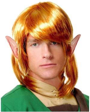 Elf Warrior Wig