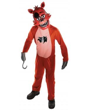 Foxy Child Costume Five Nights At Freddy's