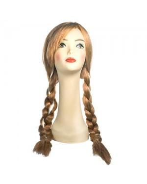 Anna Frozen Wig