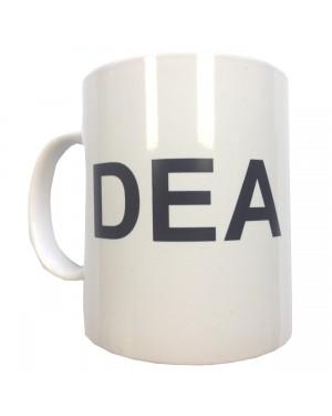 Hank's DEA Coffee Mug