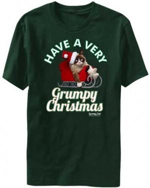 Have a Very Grumpy Christmas Grumpy Cat T-Shirt