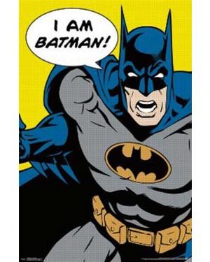 I Am Batman Poster