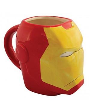 Iron Man Molded Coffee Mug
