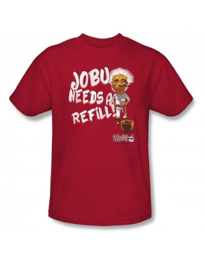 Jobu Needs A Refill Major League T-Shirt