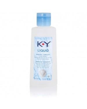 K Y Liquid Lubricant 5 Oz