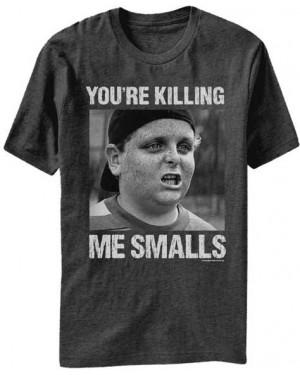 You're Killing Me Smalls The Sandlot Photo T-Shirt