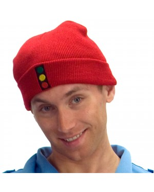 The Life Aquatic With Steve Zissou Traffic Light Knit Hat