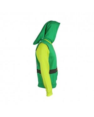 Legend Of Zelda Link Hoodie Costume