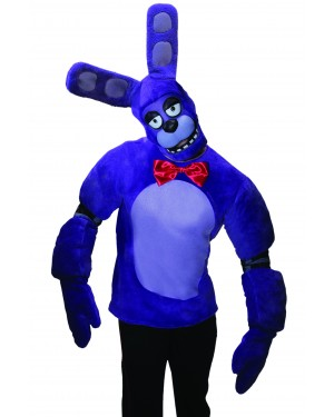Bonnie Adult Costume - Five Nights At Freddy's
