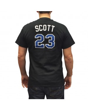 Nathan Scott #23 Black T-Shirt