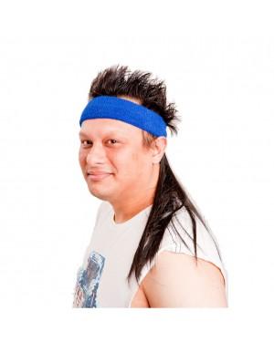 The Black Mamba Mullet Headband Combo