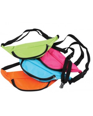 Neon Fanny Pack - Green