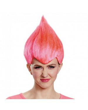 Pink Wacky Wig - Adult