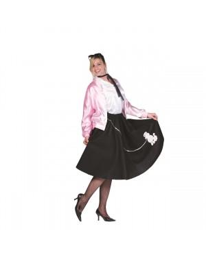 Black Poodle Skirt