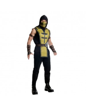 Scorpion Mortal Kombat X Costume