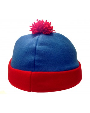 Stan Marsh Blue And Red Costume Hat