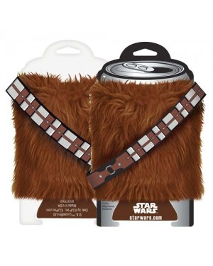 Chewbacca Star Wars Can Cooler