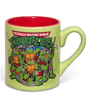 Teenage Mutant Ninja Turtles Glitter Mug