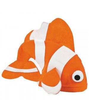 Felt Tropical Fish Hat