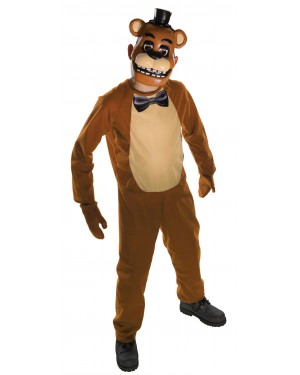 Freddy Tween Costume Five Nights At Freddy's
