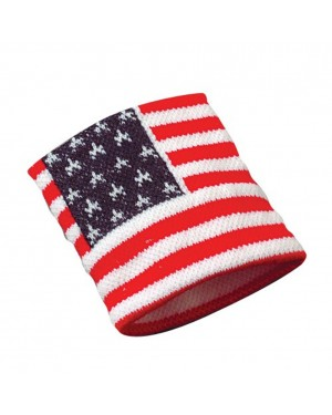 USA Flag Wristband