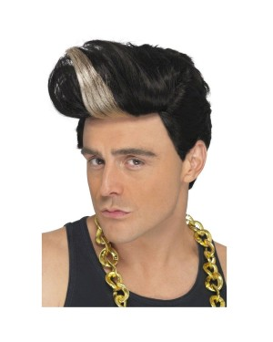 Vanilla Ice Rapper Wig